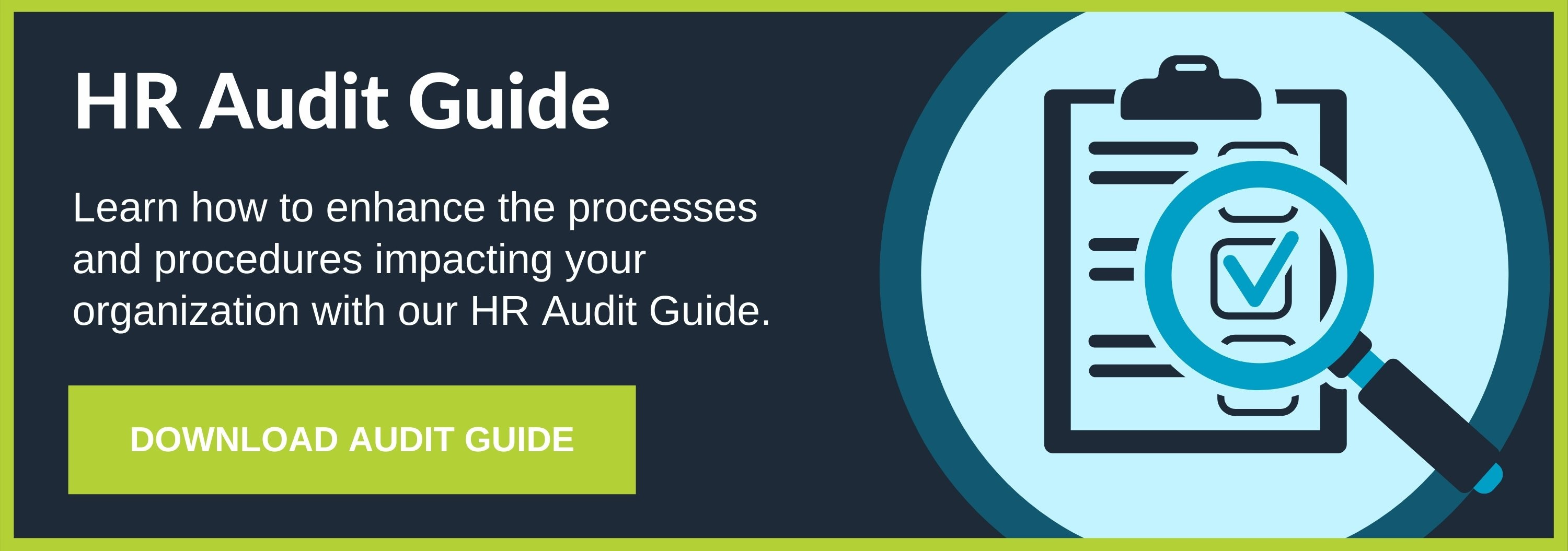 HR Audit Guide