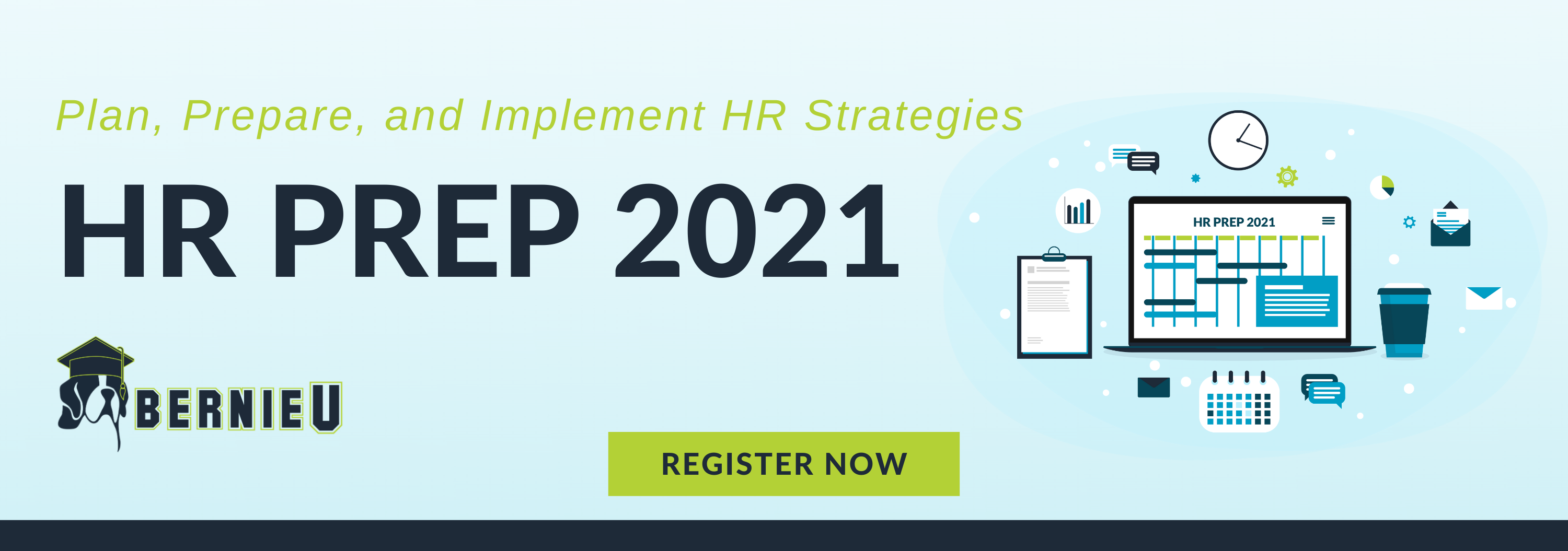 HR Prep 2021 BernieU Call to Action