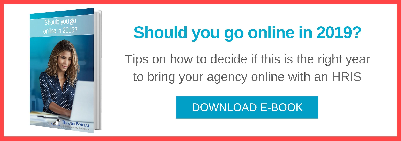 Should You Go Online in 2019