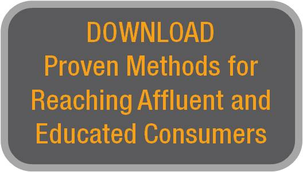 Download Proven Methods for Reaching Affluent and Educated Consumers