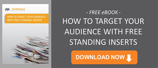 Free Guide: How to Target Your Audience with Free Standing Inserts