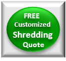 Green Customized Shredding Quote
