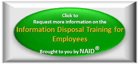 NAID training program