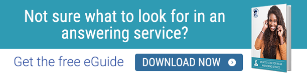 what to look for in an answering service guide download button