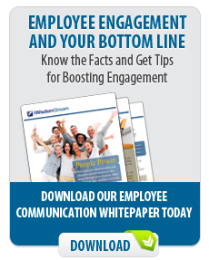 Download the Employee Communicaiton Whitepaper - Employee Engagement and Your Bottom Line