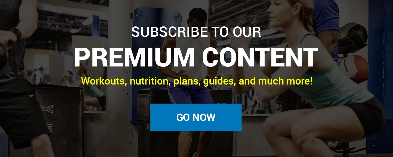 GymIt Fit-Feed Premium Content