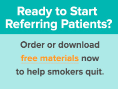 Refer Patients to Free Materials
