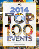 ABA, American Bus Association, Charter Bus, Top 100 Events, Motorcoach Trips, Motorcoach, Motor coach