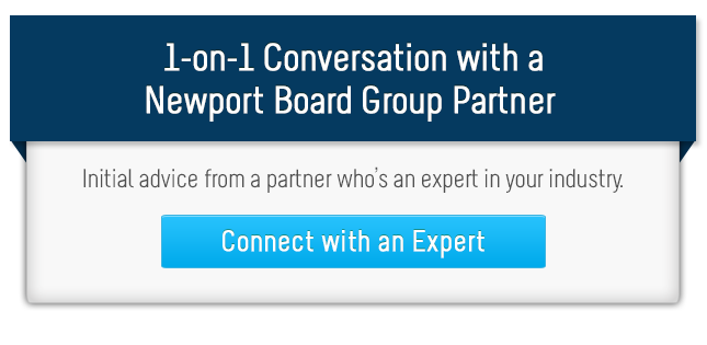 connect with newport board group partner