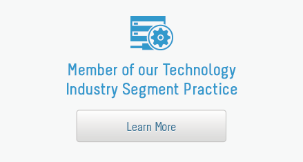 Member of our Technology Industry Segment Practice
