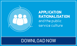 Application Rationalisation and the Public Service Culture Whitepaper