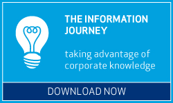 The Information Journey - taking advantage of corporate knowledge