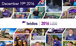 Leidos 2016 A Year in Review