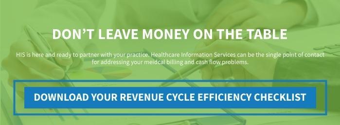 revenue cycle checklist