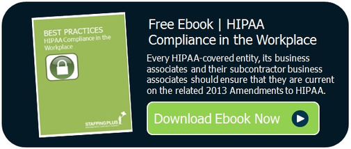 HR - HIPAA Compliance in the Workplace