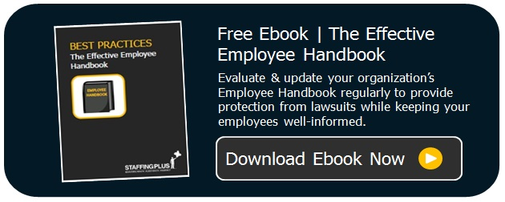 HR - The Effective Employee Handbook