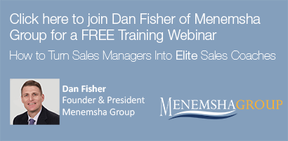 free webinar turn sales managers into elite sales coaches