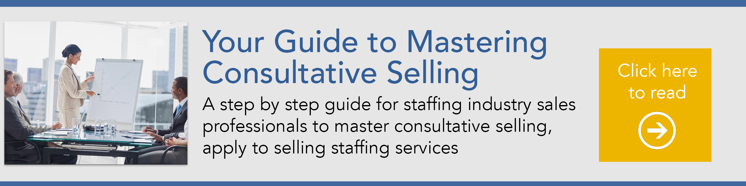 Your Guide to Mastering Consultative Selling