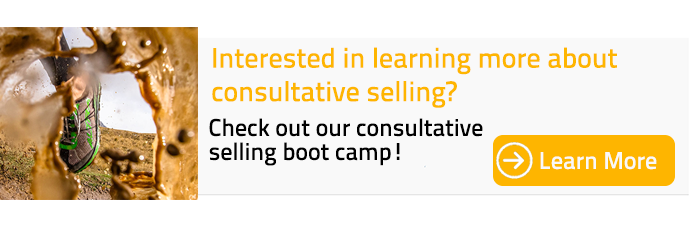 Consultative Selling Boot Camp