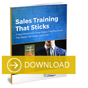 Get the ebook and help your sales training stick!