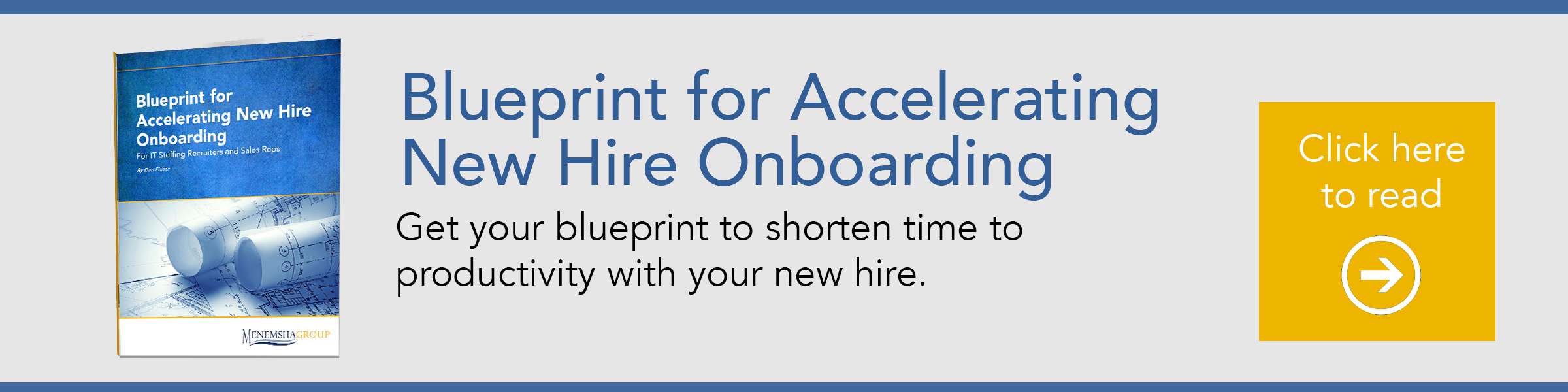 Download Blueprint for Accelerating New Hire Onboarding