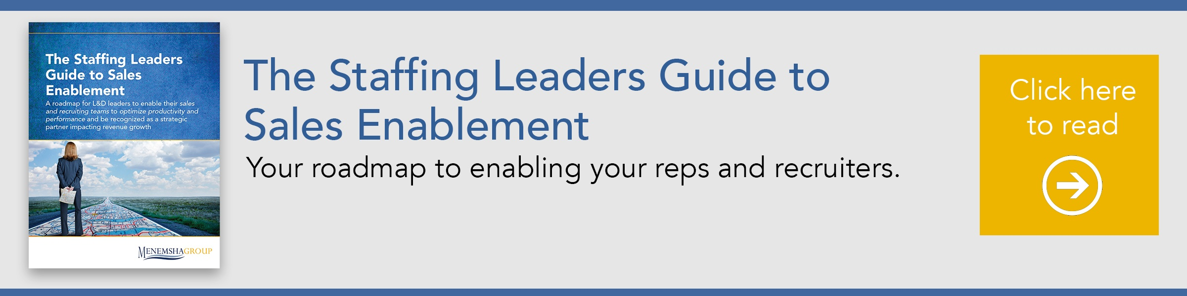 Staffing Leader's Guide to Sales Enablement