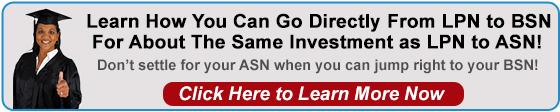 LPN to BSN