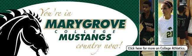 Marygrove College Mustangs