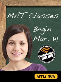 MAT classes begin March 14, 2016