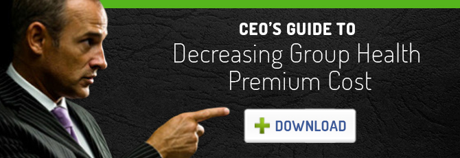 The CEOs Guide to Decreasing Group Health Premium Cost
