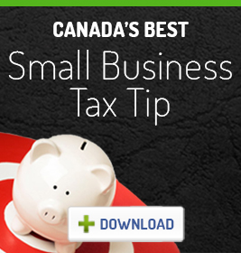 Canada's Best Small Business Tax Tip