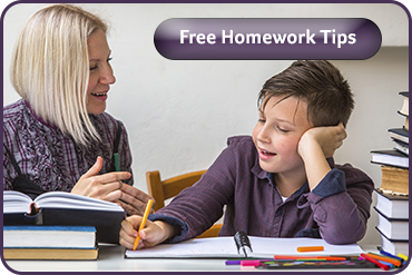 Get Homework Tips