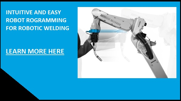 ROBOT PROGRAMMING, ROBOTIC WELDING, EASY PROGRAMMING