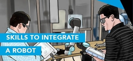 skills to integrate a robot
