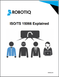Iso/ts 15066 Explained ebook cover image
