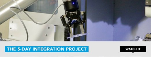 build your in-house robotic expertise program