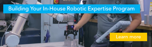 building in-house robotic expertise program