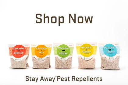 earthkind Stay Away Pest Repellent