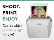 Decide which printer is right for you!