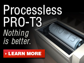 Processless PRO-T3 Nothing is better