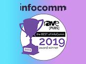 Infocomm rAVe Award