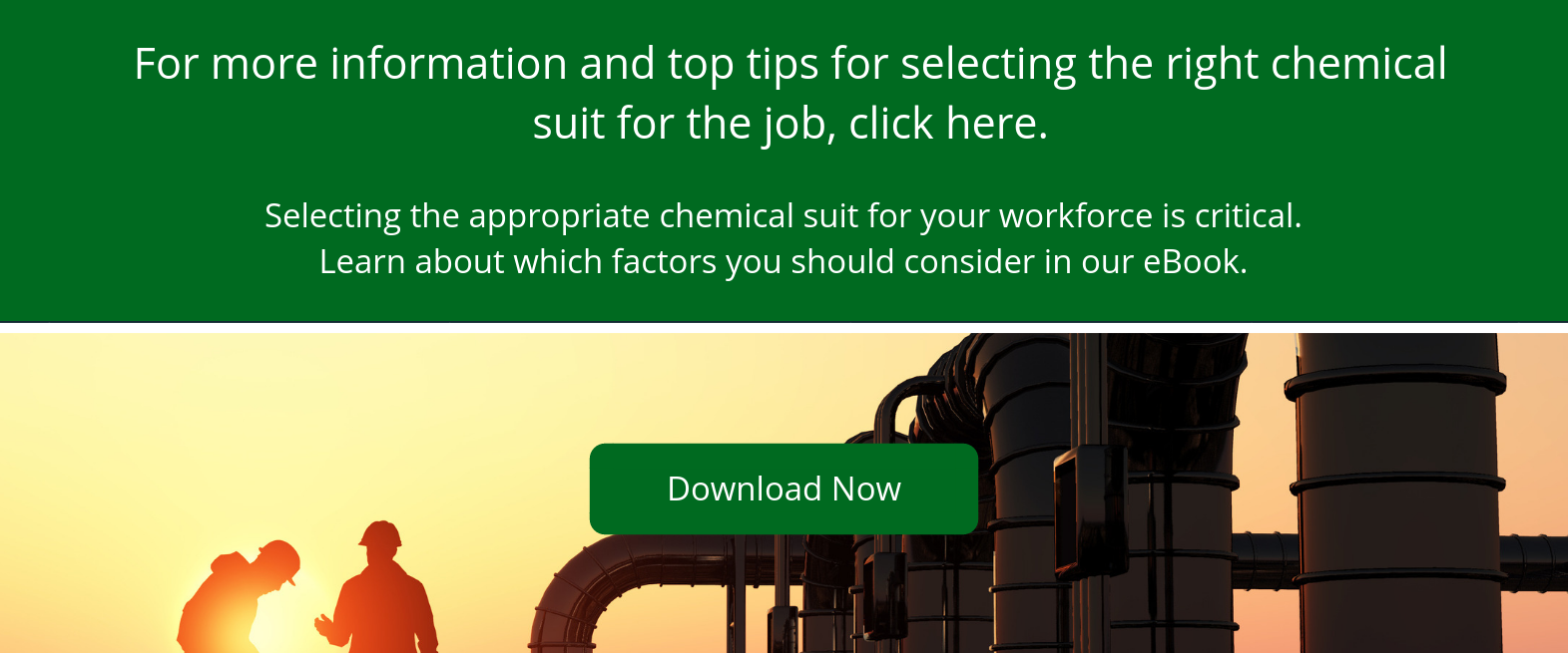 How can activity impact chemical personal protective equipment