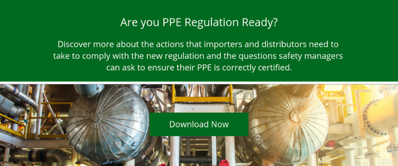 Are you ready for the new PPE regulations?