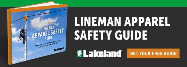 Lineman apparel safety guide