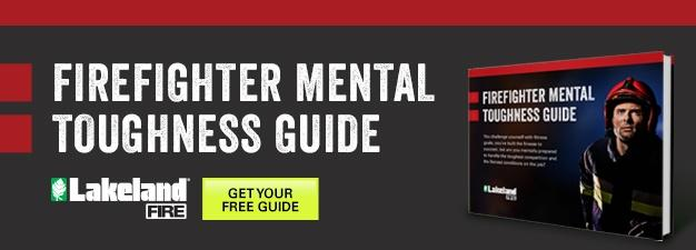 Firefighter Mental Toughness ebook guide