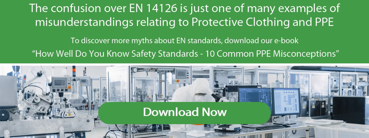 Ten Common PPE Misconceptions