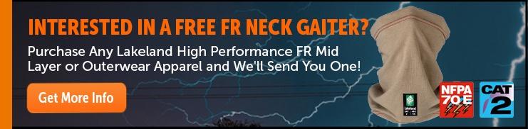Free FR Neck Gaiter