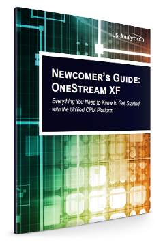 newcomers-guide-to-onestream-XF-software