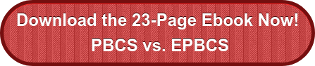 PBCS vs. EPBCS:   Get The Comprehensive   Comparison Ebook Today