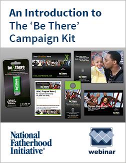 Free Webinar Fundraising for Fatherhood Programs